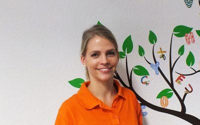 Herzlich Willkommen Alexandra Maas